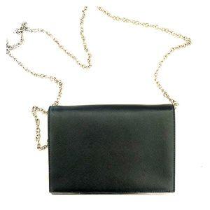 Halogen wallet clutch on chain
